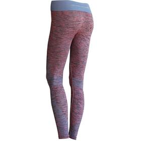 Kidneykaren Yoga - Pantalones largos running Mujer - violeta/azul